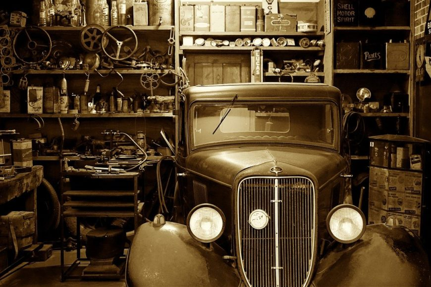 Jak otworzyć warsztat samochodowy?